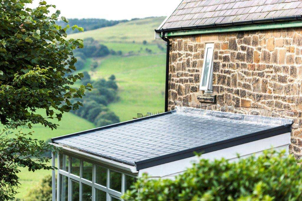 Tiled Conservatory Roof Quotes