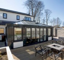Glass Conservatory Roofs Wiltshire