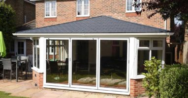 Tiled Conservatory Roofs Styles