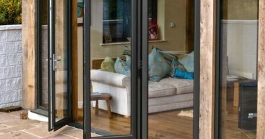 Aluminium bi-fold door quote salisbury
