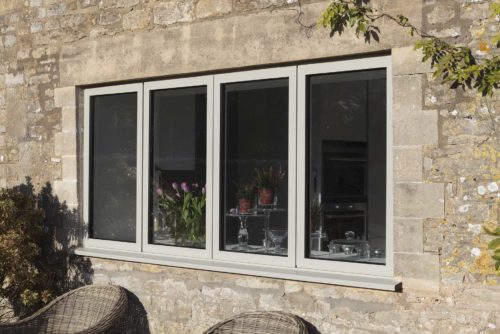 Aluminium Windows Amesbury