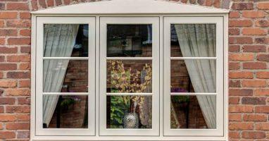 uPVC flush sash windows andover